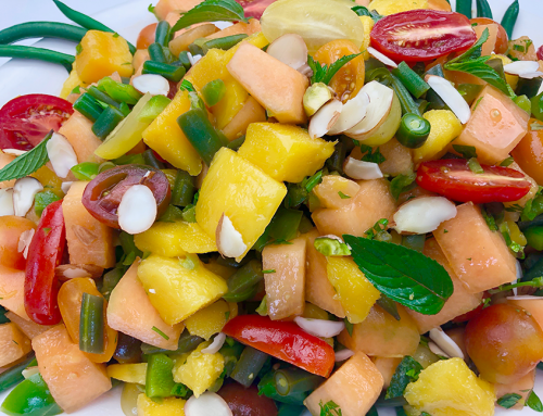 Tutti Frutti Green Beans